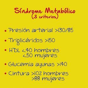 sindrome metabolico enferdom